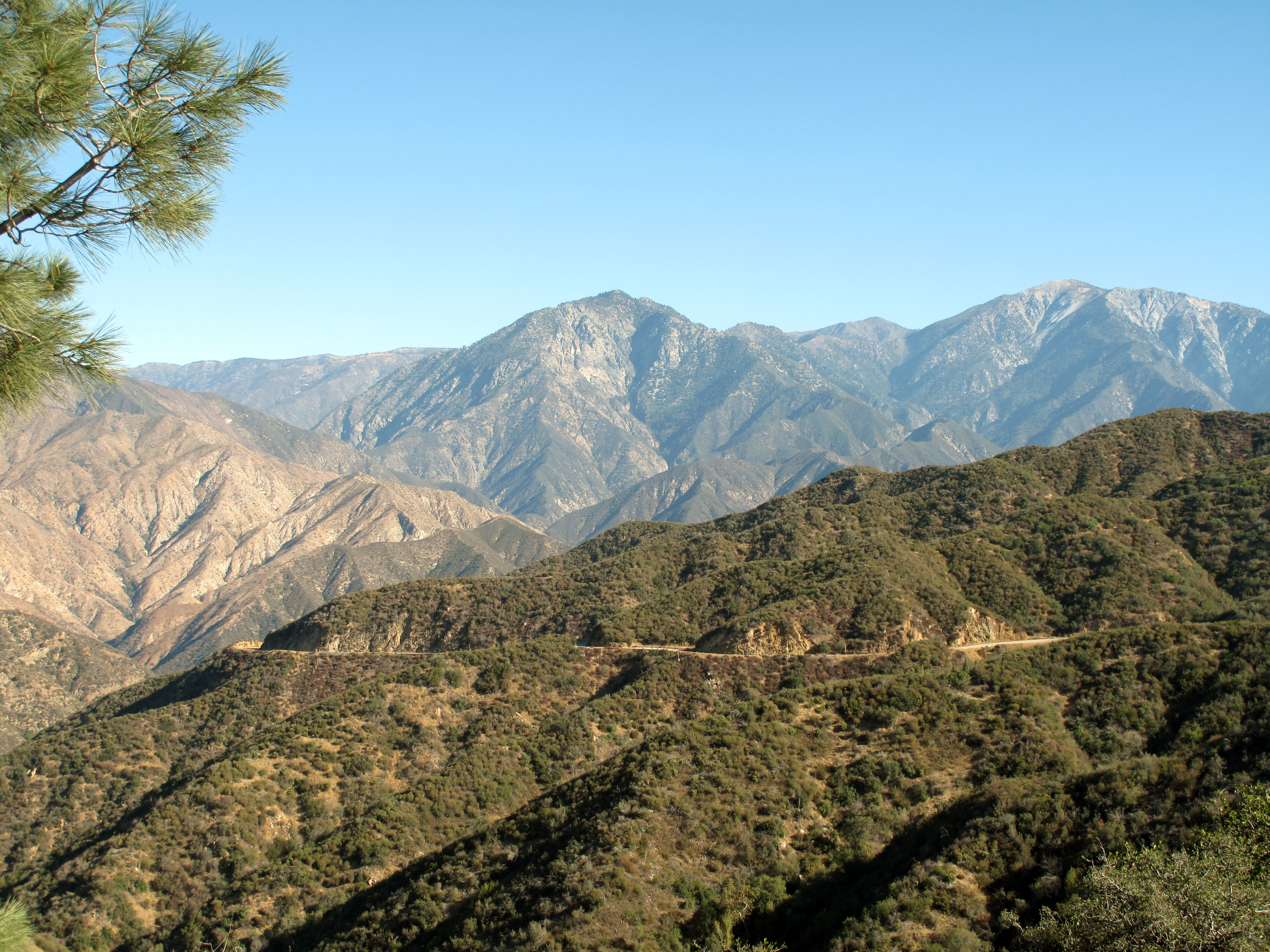 Photo Gallery - Azusa Canyon, Glendora Mountain Road
