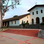 Mission San Luis Obispo de Tolosa - Founded in 1772 by Junipero Serra