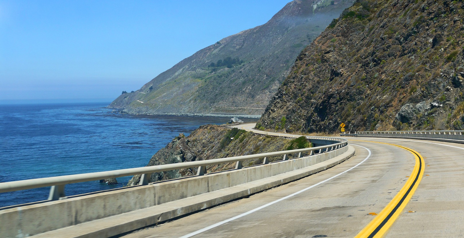 CAlifornia Highway 1 Pacific Coast Highway - www.losangelesbikers.com