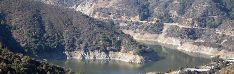 San Gabriel Mountains motorcycle tour Ride #1