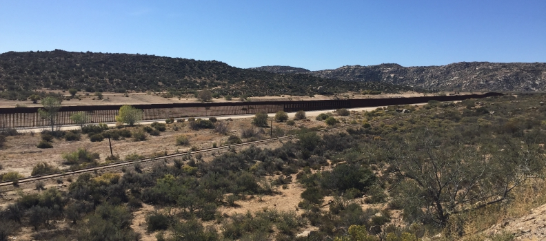San Diego  Ride #5 – Ocotillo, Jacumba and the Mexican Border
