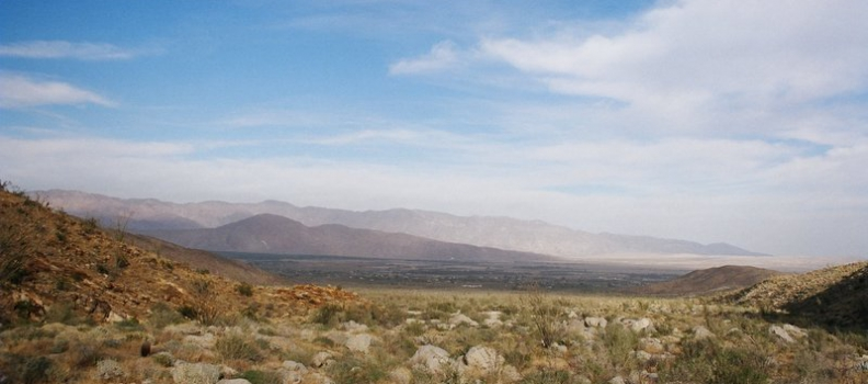 San Diego  Ride #4 – Anza-Borrego Desert